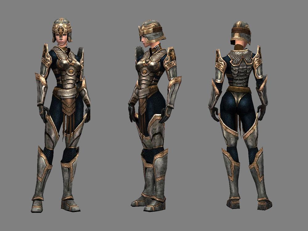 Warrior 3d Xia Taptara