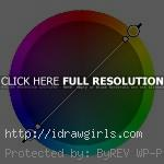 complimentary color scheme color wheel Complementary color scheme