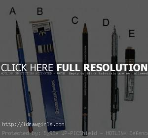 what pencil is best to draw