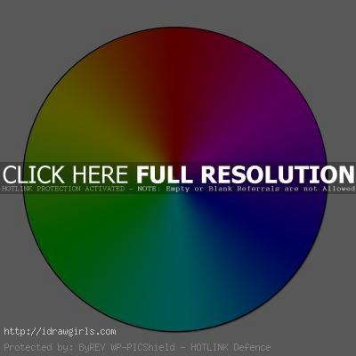 color wheel digital How to use color palette in Photoshop