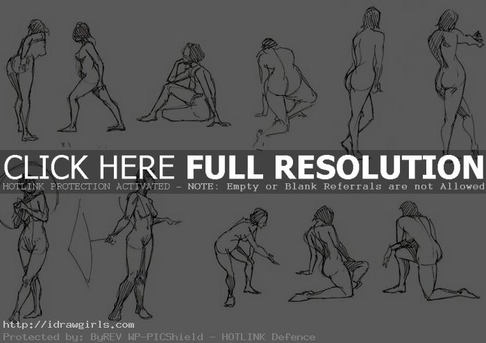 gesture drawing two minutes Gesture drawing tips and technique