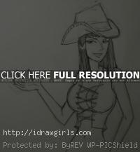 Nico Robin drawing
