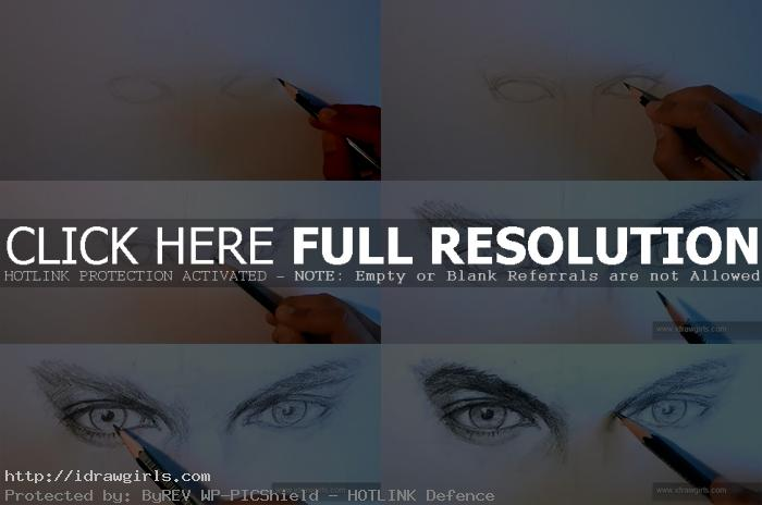 how to draw eyes man How to draw eyes for man