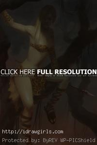 huntress of Amazon
