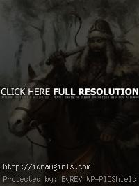 Mongol khan