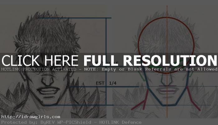 berserk manga drawing tutorials How to draw Manga Guts from Berserk