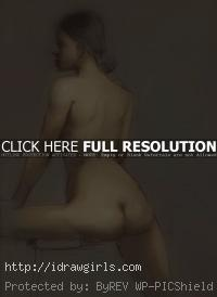 figure painting female body