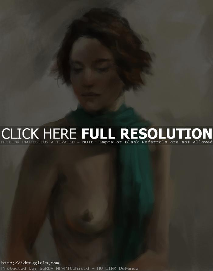 figure painting ipad SketchClub