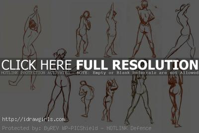 how to draw gestures 7 tips for sketchbook drawing