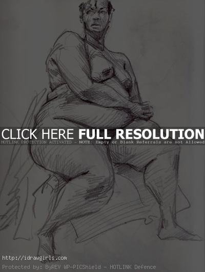 how to life drawing 7 tips for sketchbook drawing