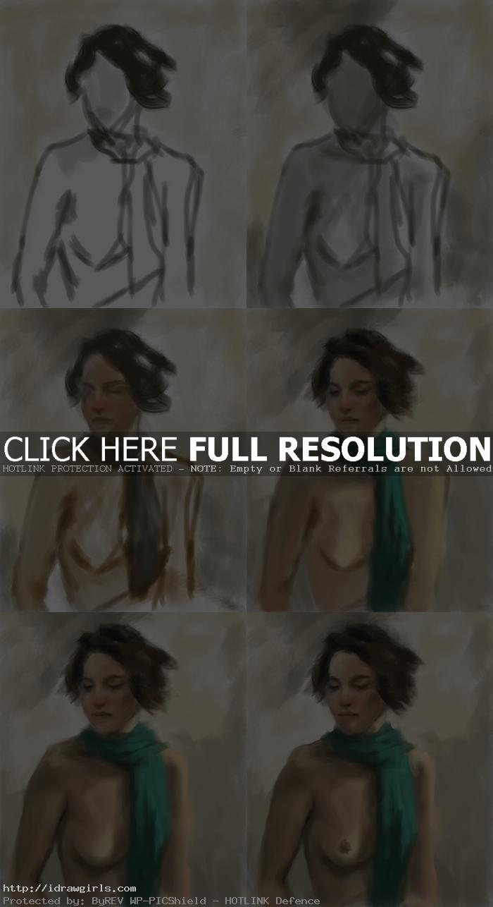 how to paint figure sketchclub ipad