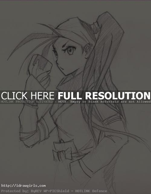 ibuki drawing How to draw Ibuki