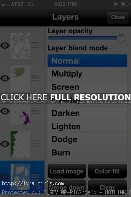 Sketch Club layers function