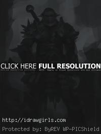 concept art tutorial executioner thumbnails
