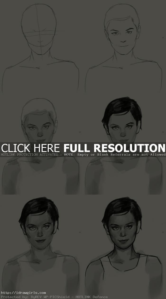how to draw eden mccain heroes How to draw Eden Mccain