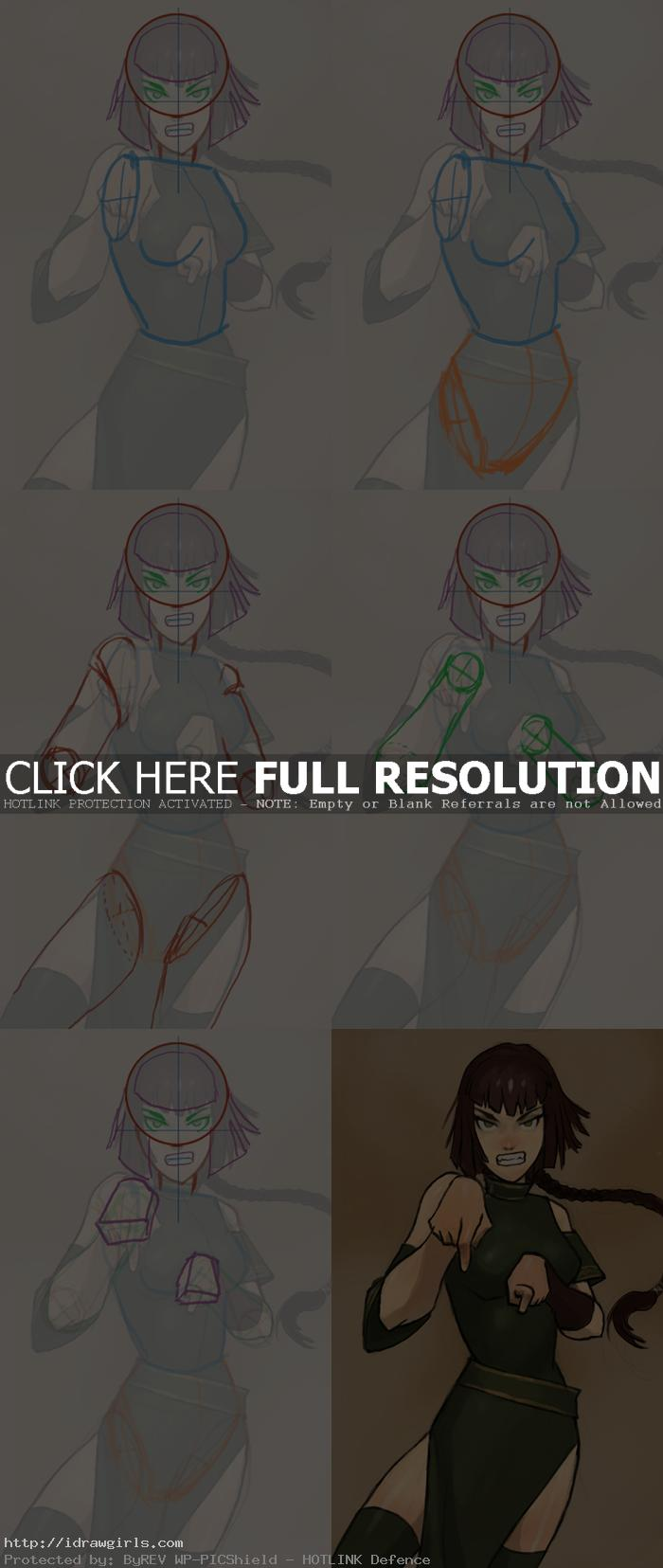 how to draw manga mei How do draw Mei