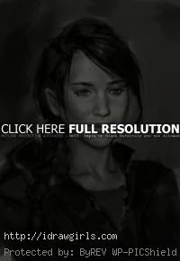 Katniss Everdeen Hunger Games drawing