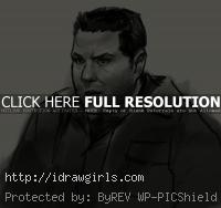 Matt Parkman Heroes drawing