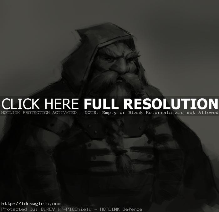 dwarf world of warcraft hunter