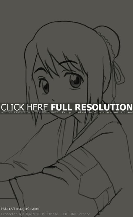 momo hinamori How to draw Momo Hinamori