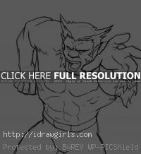 Beast X men