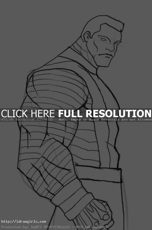 colossus How to draw Colossus