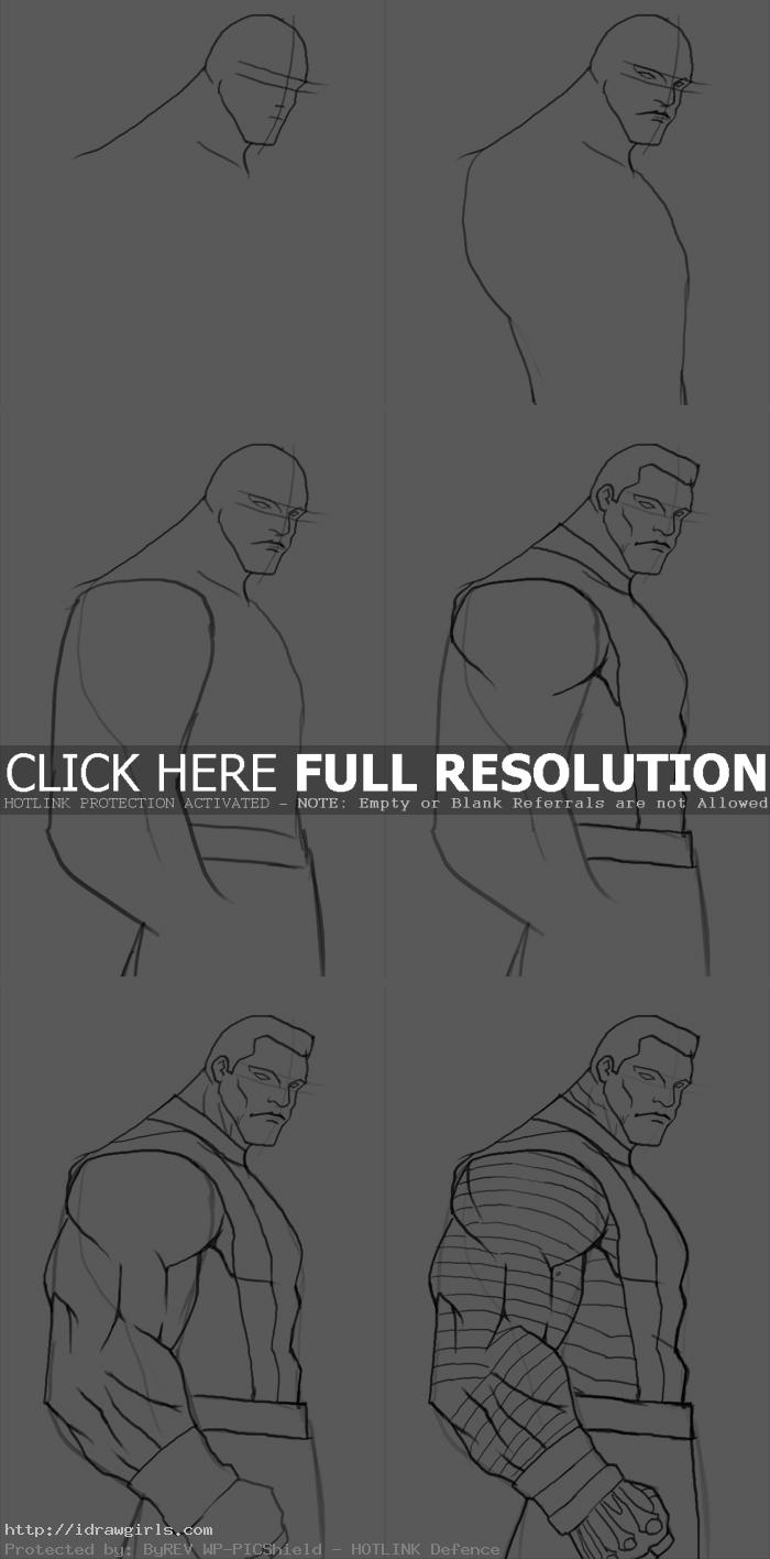 how to draw colossus How to draw Colossus