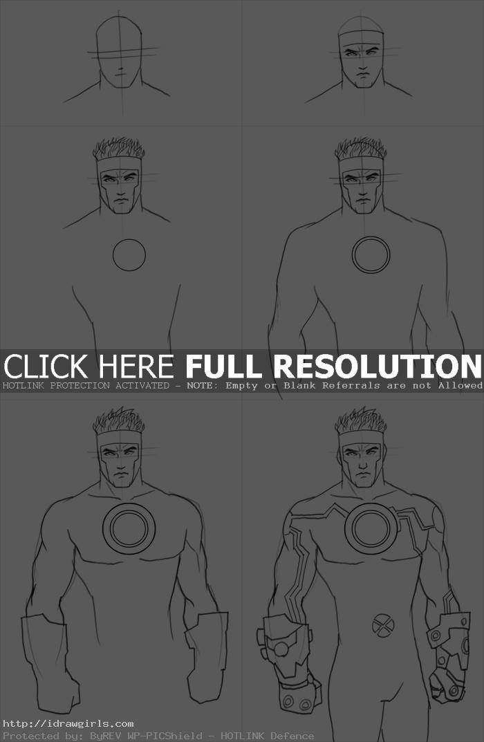 how to draw havok How to draw Havok