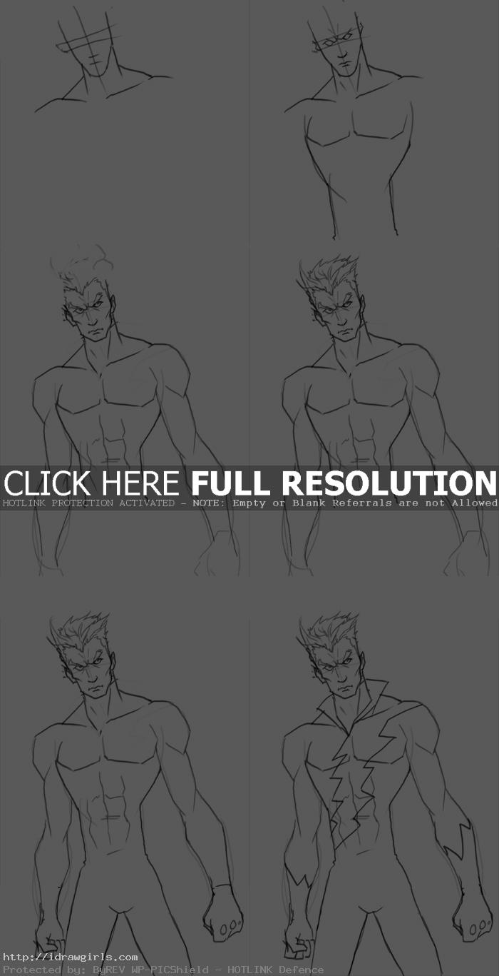 how to draw quicksilver How to draw Quicksilver