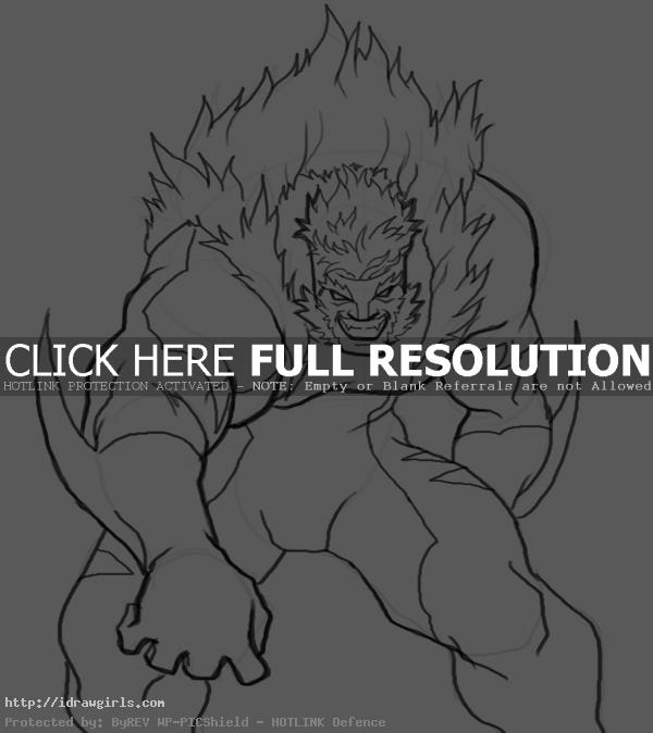 sabretooth How to draw Sabretooth