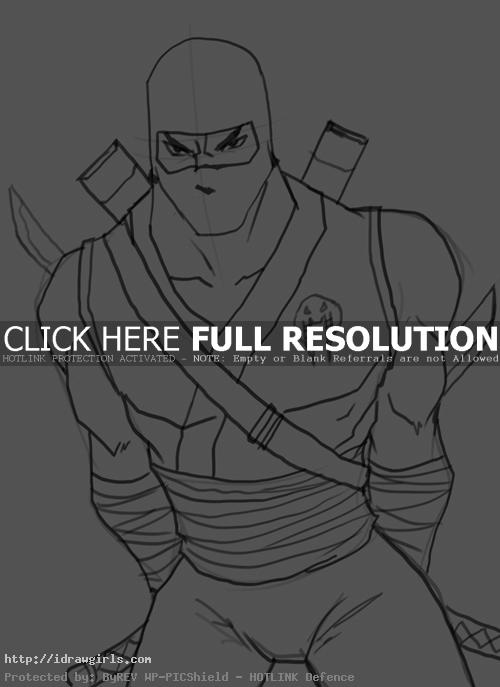 storm shadow How to draw Storm Shadow