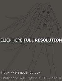 draw Black Rock Shooter