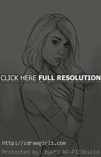 Dazzler Marvel drawing