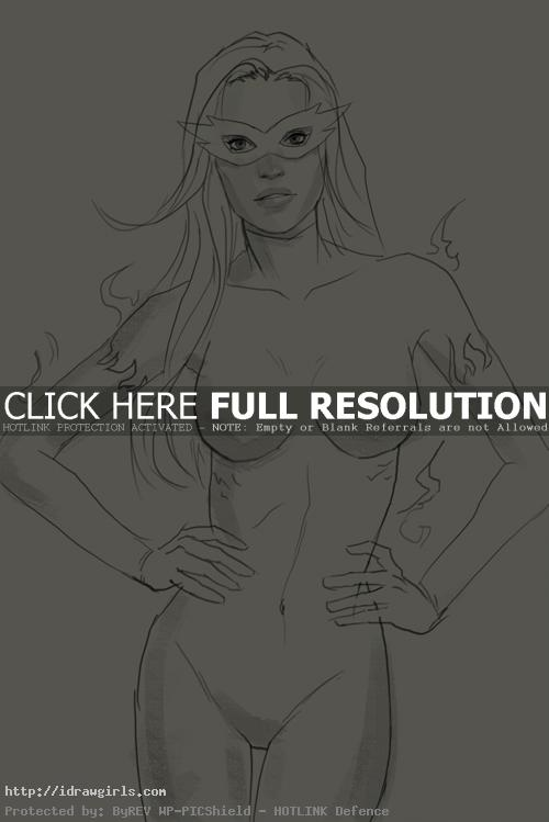 firestar x men How to draw Firestar