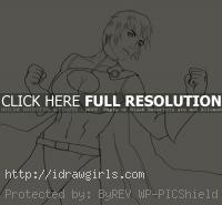 Power Girl DC comics