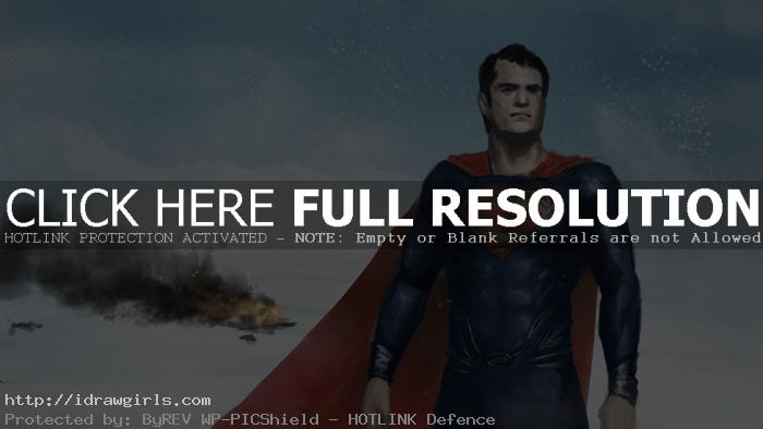 man of steel superman Man of steel digital painting tutorial