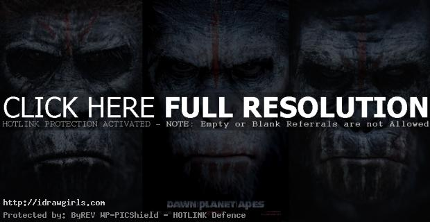 Dawn of the Planet of the Apes trailer 2014
