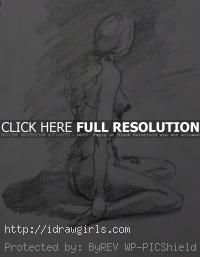 fifteen minutes figure drawing by xia taptara