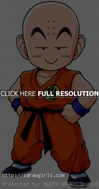 how-to-draw-krillin