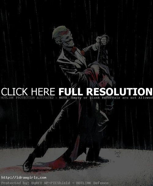 joker by greg capullo Top 5 amazing Joker artwork