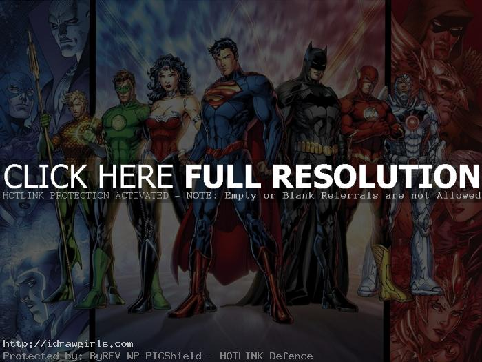 justice league war Jim Lees Justice League Origin becomes animated series.