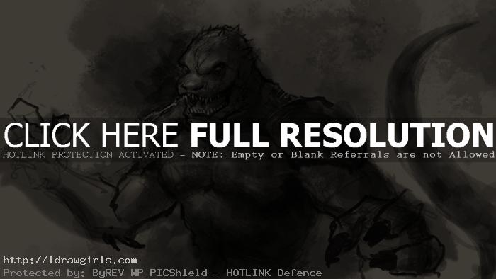 lizardman-drawing