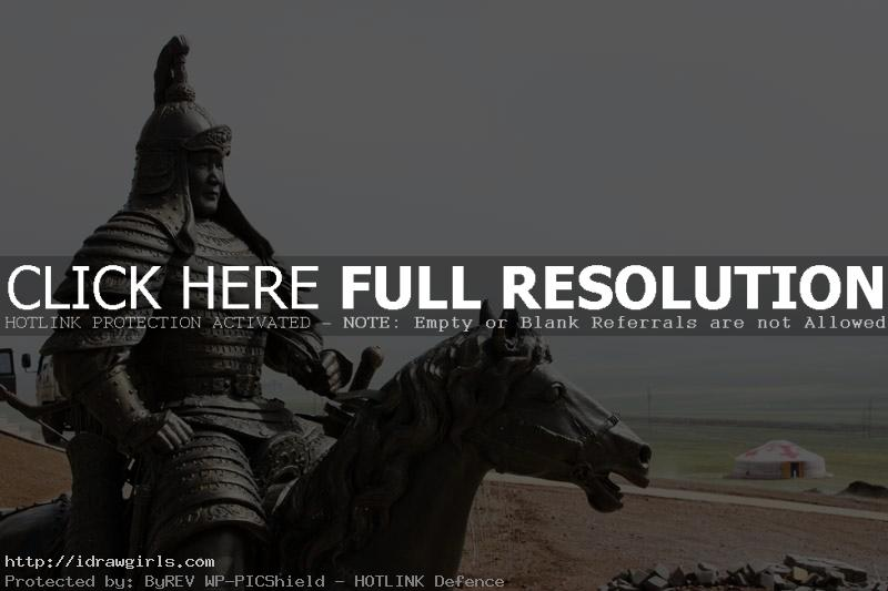 mongol khan horse 5 most badass horses of all time