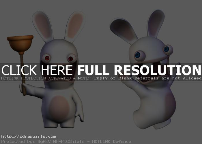 rabbids invasion animation Rabbids Invasion is taking over the world