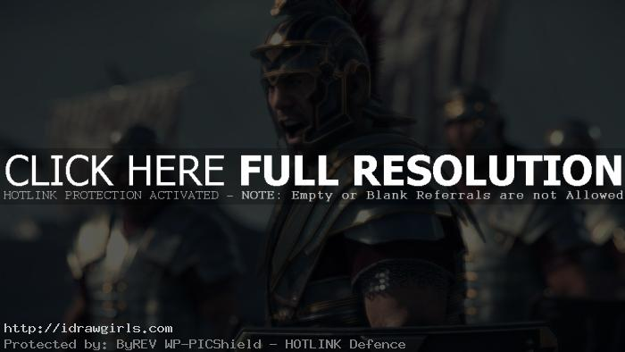 Ryse behind the scene FX and animation