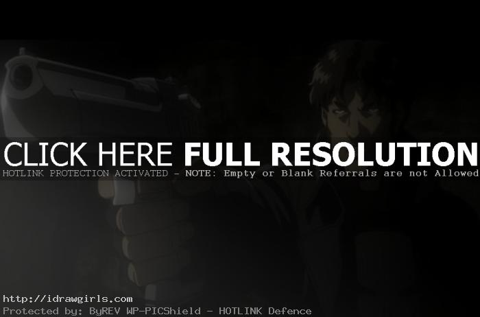 the punisher Black Widow and The Punisher Anime series.