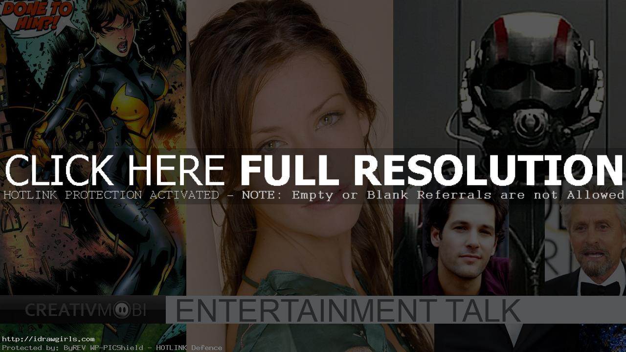 Evangeline Lily will be in Ant-man
