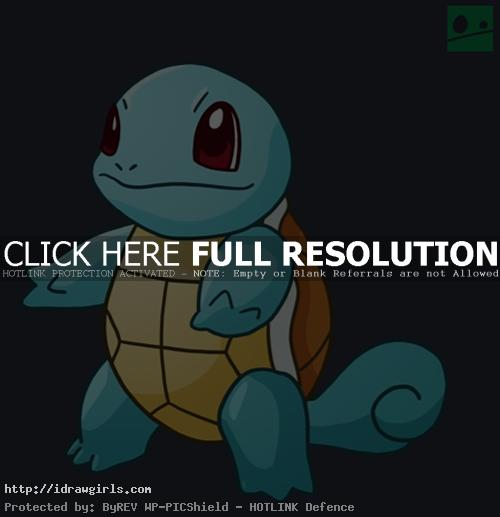 how to draw Squirtle How to draw Squirtle