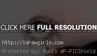how to draw eye using pen