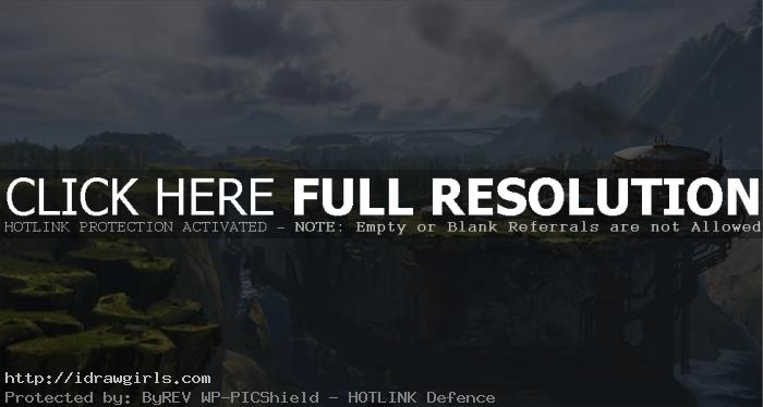 Interview with Guild Wars 2 lead environmental artist Jason Stoke